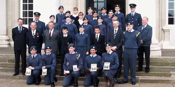 1406 Stamford Squadron